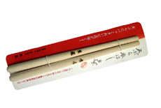 天ぷら衣箸