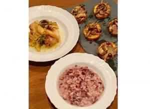ボジョレーにあうイタリア料理