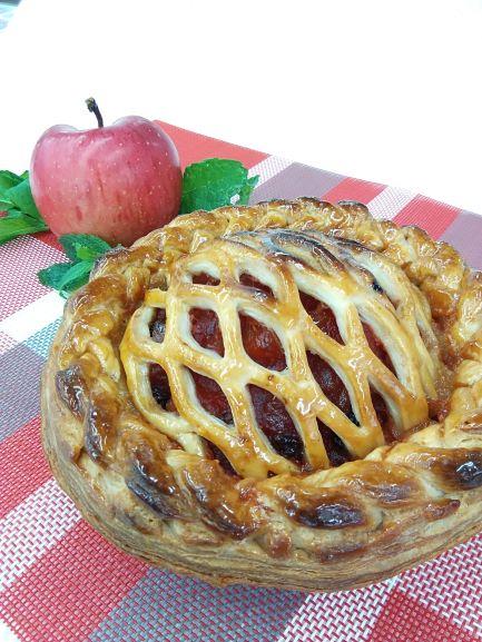 パイの王様アップルパイ