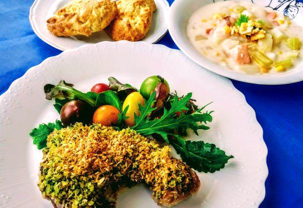 ひとりでつくる料理コース~10月期