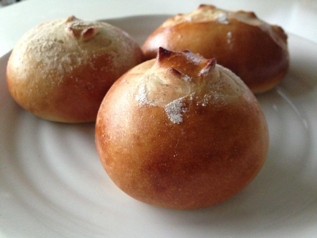 幸せをはこぶパン教室玄米きなこパン