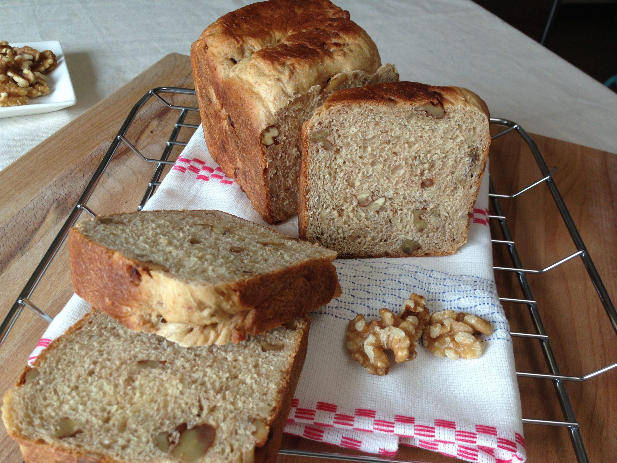 幸せをはこぶパン教室北欧食パン
